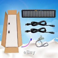300W Dimmable Full Spectrum LED Aquarium Lights Marine Reef Coral SPS/LPS Lamp
