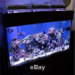 3pcs Upgraded Dimmable WIFI LED Aquarium Light For Coral Reef Marine Fish Tank