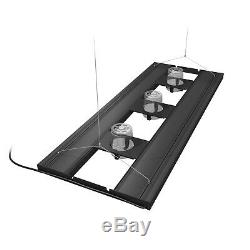 AQUATIC LIFE 48 in HYBRID T5/HO HYBRID LIGHT with MOUNTING SYSTEM FOR LED LIGHTS
