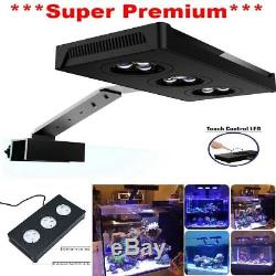 Aquarium Led Light 30W For Coral Reef Fish Marine Nano Tank Touch Control NEW