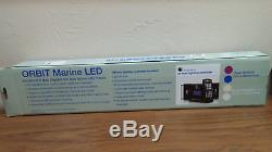 Current Orbit Marine Led Light Fixture 18-24 Wireless Remote & Ramp Timer