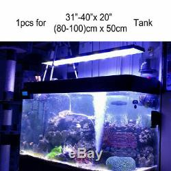 Dimmable Aquarium Lighting LED Reef Light Full Spectrum Marine Coral Fish Tank