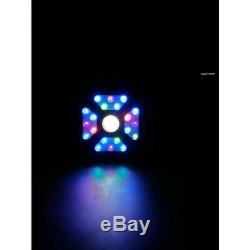 Dimmable LED Aquarium Light Colorful Lights For Coral Reef Fish Marine 90W