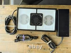 EchoTech Radion XR30 PRO G4 LED Light with diffuser and tank mount system