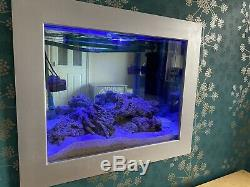 Ecotech Marine Radion XR15w Gen 3 Pro Led Light Grow Coral, with rms mount