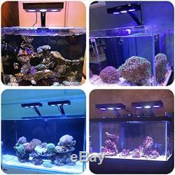 Hipargero Touch Control 30w CREE Nano LED Aquarium Light for Coral Reef Fish