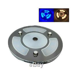 Pactrade Marine 5 1PCS White Blue LED Ceiling Courtesy Light Mirror Touch