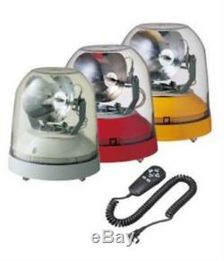Patlite HS-24A Full 360 Rotating Remote Control Search Light Marine remote contr