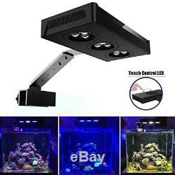 Touch Control 30w CREE Nano LED Aquarium Light Coral Reef Fish Tank Saltwater
