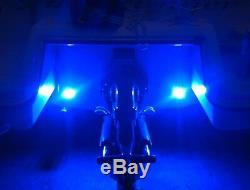 Underwater Boat Led Light-under Water Fishing Lighting Wakeboard Marine Lights