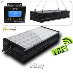 WIFI Controlled /Programmable LED Aquarium Light For Coral Reef Marine Fish Tank